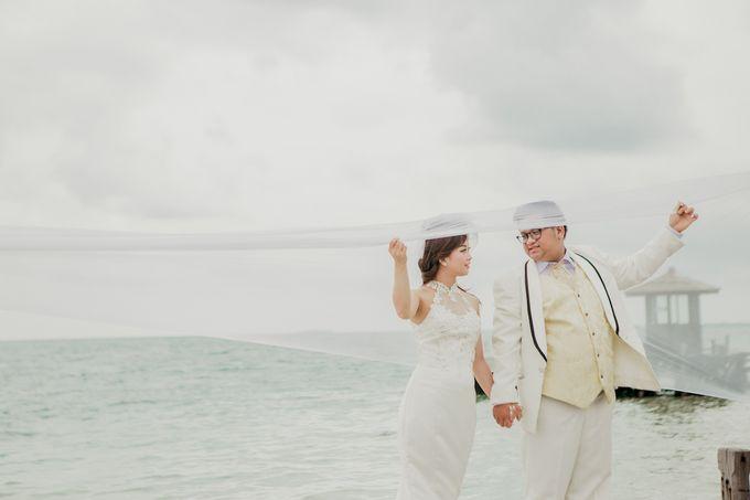 Prewedding of Nico - Lina by Ricky-L Photo & Bridal  - 006