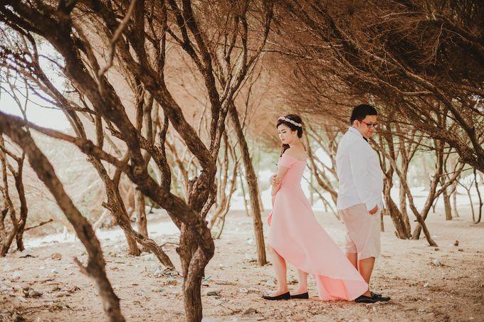Prewedding of Nico - Lina by Ricky-L Photo & Bridal  - 002