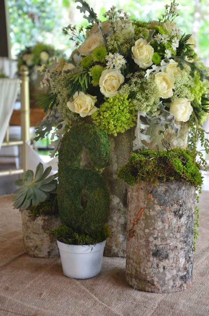 Ubud hanging garden by d'Oasis Florist & Decoration - 009