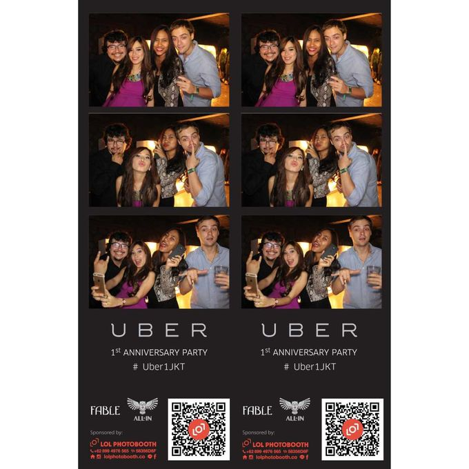 First Anniversary Party by lolphotobooth.co - 004