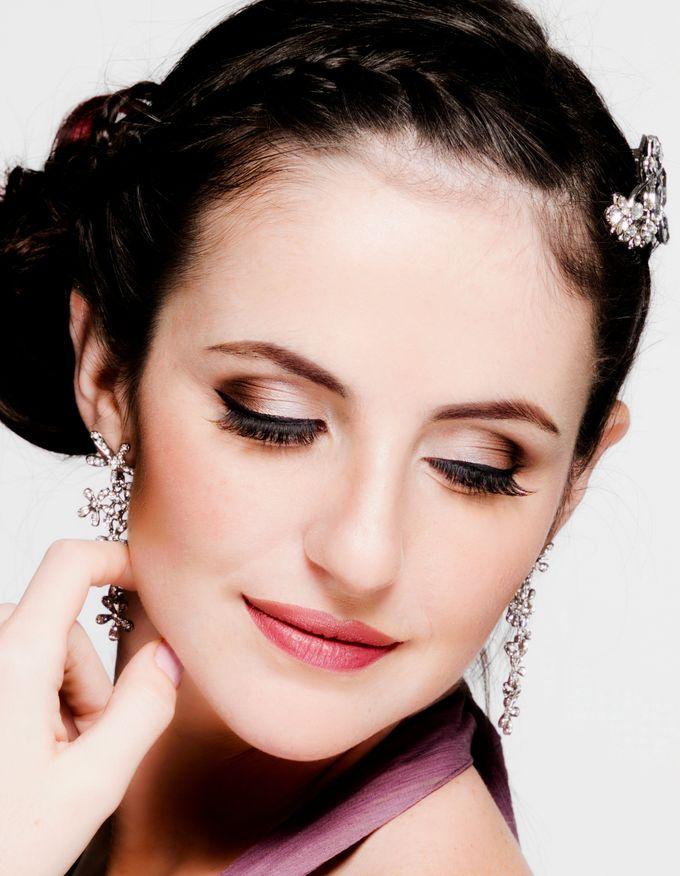 Bridal Looks by Cinthia Torres Makeup Artistry - 008