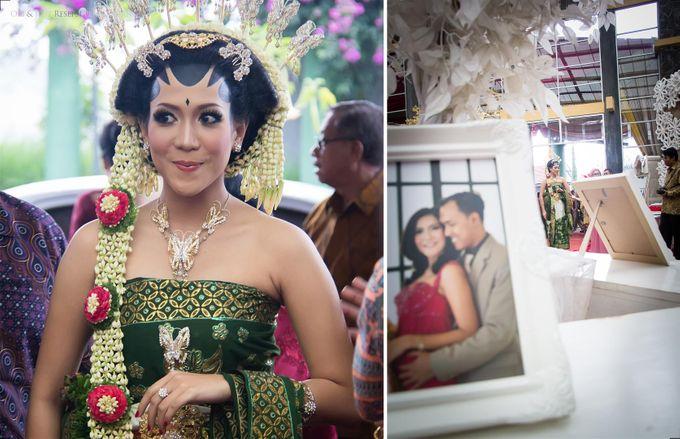 Iput & Oki Wedding by mrenofan photography - 001