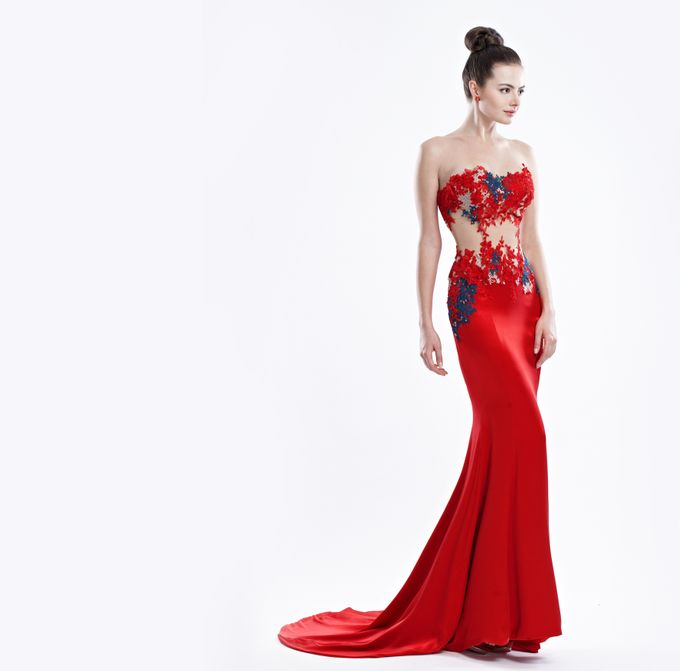 SCARLETT by Ann Teoh Couture - 001