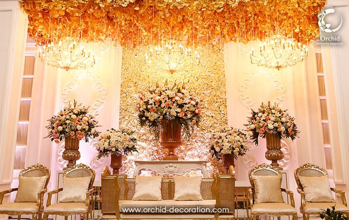 The Sweetest Moment by Orchid Florist and Decoration - 012