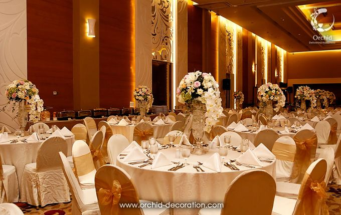 The Sweetest Moment by Orchid Florist and Decoration - 013
