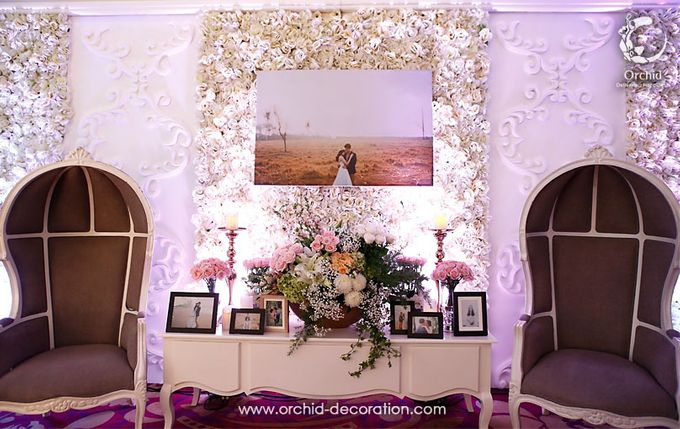 The Sweetest Moment by Orchid Florist and Decoration - 001
