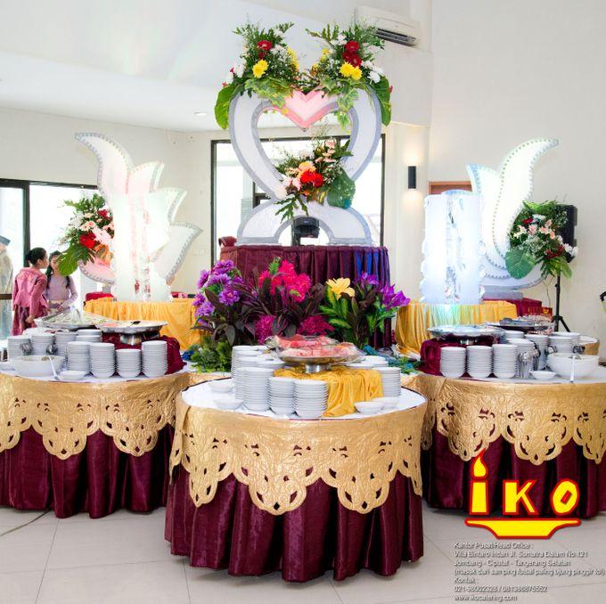 Sweet Corner by IKO Catering Service dan Paket Pernikahan - 005