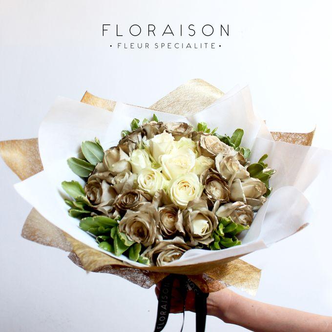 Hand Bouquet by Floraison - 003