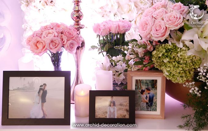 The Sweetest Moment by Orchid Florist and Decoration - 002