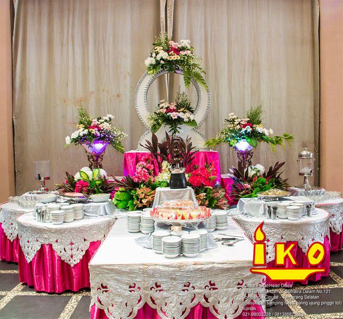 Sweet Corner by IKO Catering Service dan Paket Pernikahan - 006