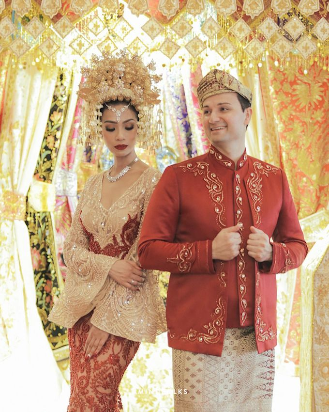 Pernikahan Adat Minang by DES ISKANDAR - 010