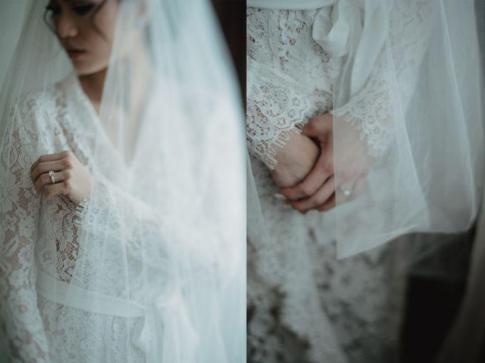 Wilson & Elisabeth Wedding Day by Calia Photography - 003
