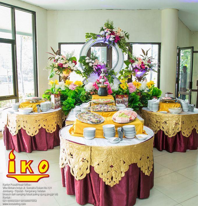 Sweet Corner by IKO Catering Service dan Paket Pernikahan - 007