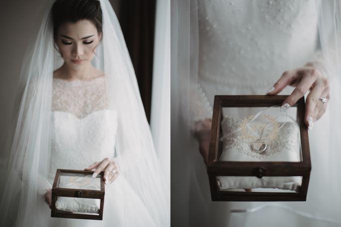 Wilson & Elisabeth Wedding Day by Calia Photography - 004