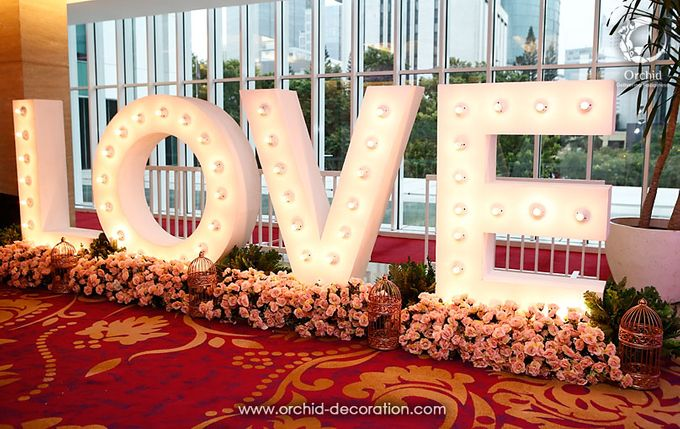 The Sweetest Moment by Orchid Florist and Decoration - 003