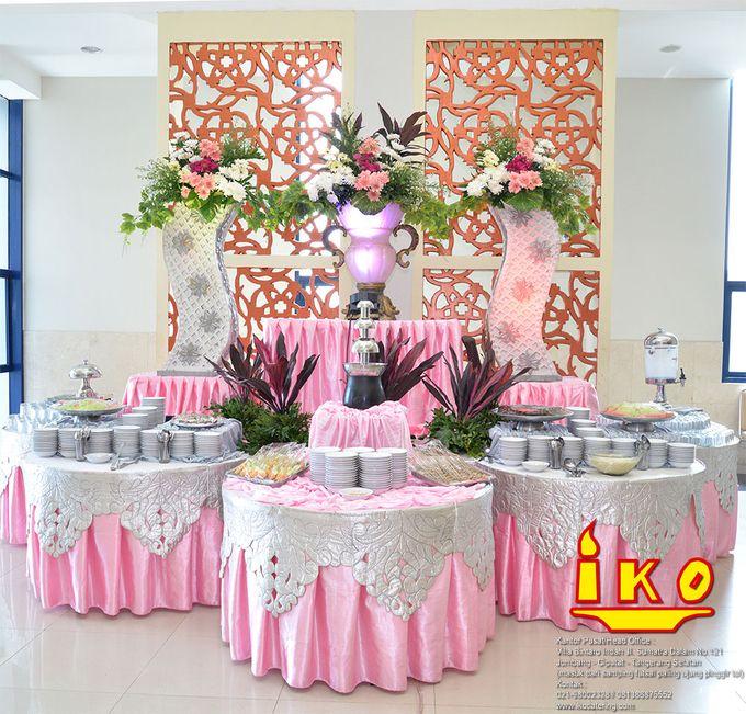 Sweet Corner by IKO Catering Service dan Paket Pernikahan - 008