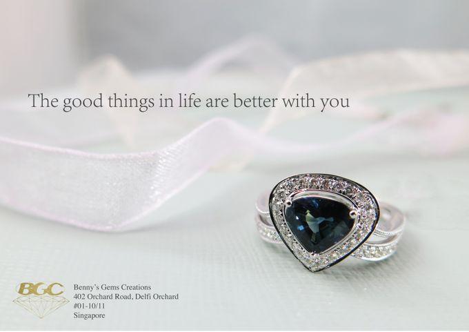 Bespoke Jewellery by Benny's Gems Creations | Bridestory.com
