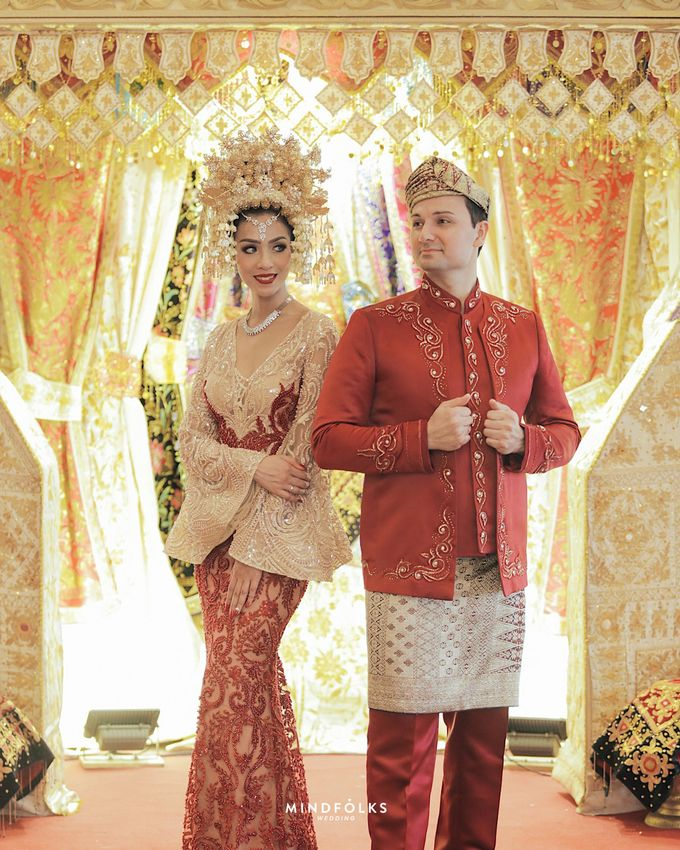 Pernikahan Adat Minang by DES ISKANDAR - 011