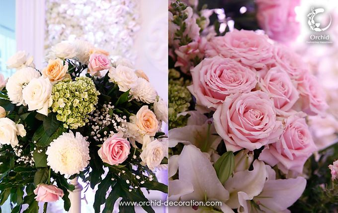 The Sweetest Moment by Orchid Florist and Decoration - 004