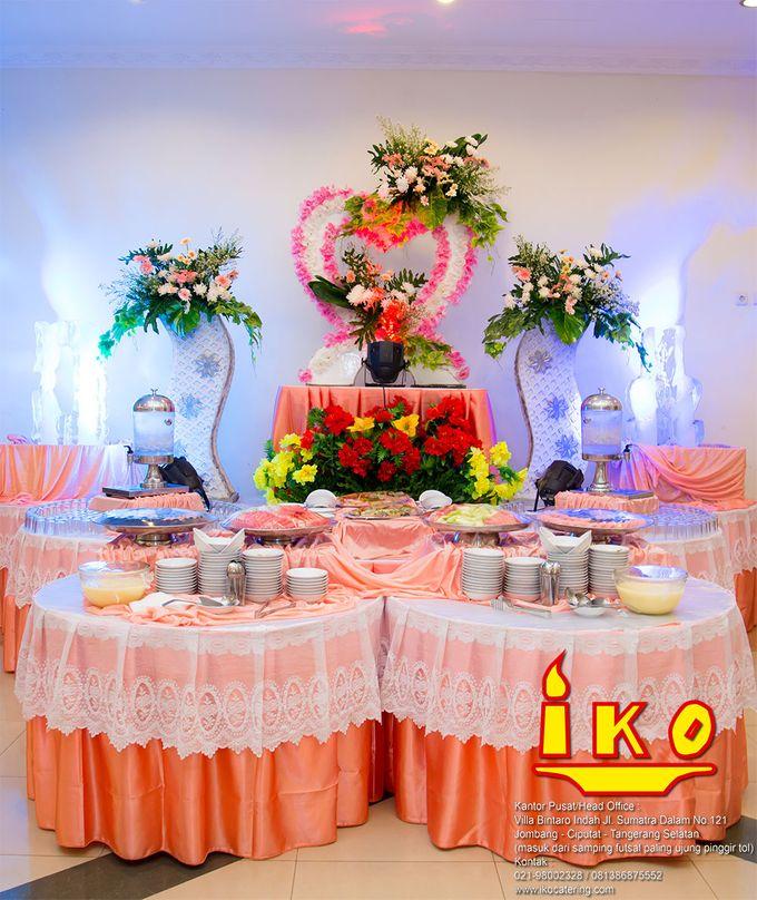 Sweet Corner by IKO Catering Service dan Paket Pernikahan - 009