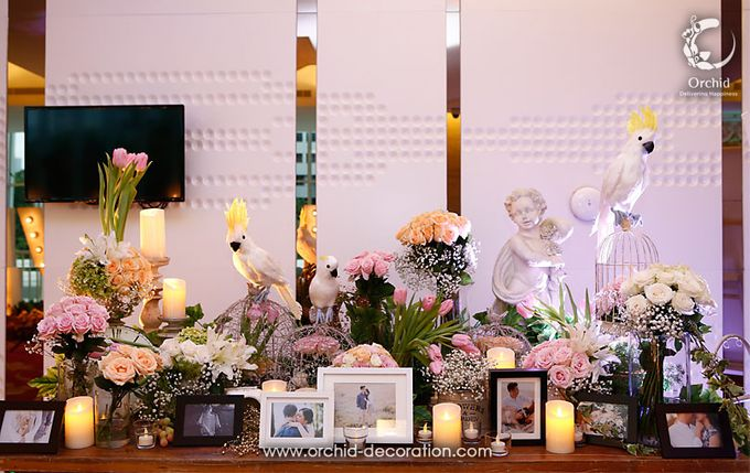 The Sweetest Moment by Orchid Florist and Decoration - 005
