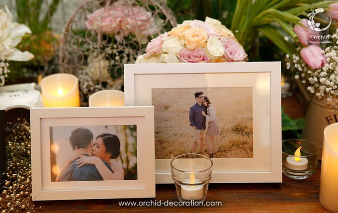 The Sweetest Moment by Orchid Florist and Decoration - 006
