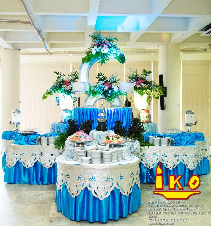 Sweet Corner by IKO Catering Service dan Paket Pernikahan - 010