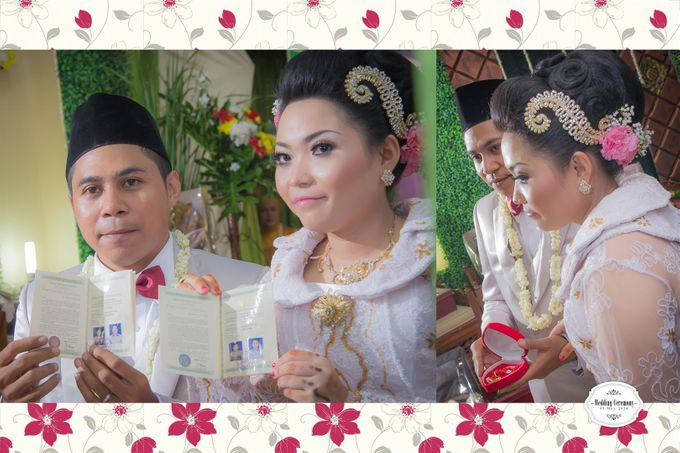 Sri & Arip Wedding by mrenofan photography - 004