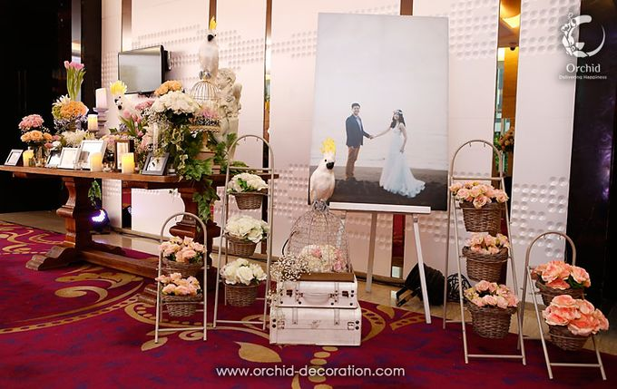 The Sweetest Moment by Orchid Florist and Decoration - 008