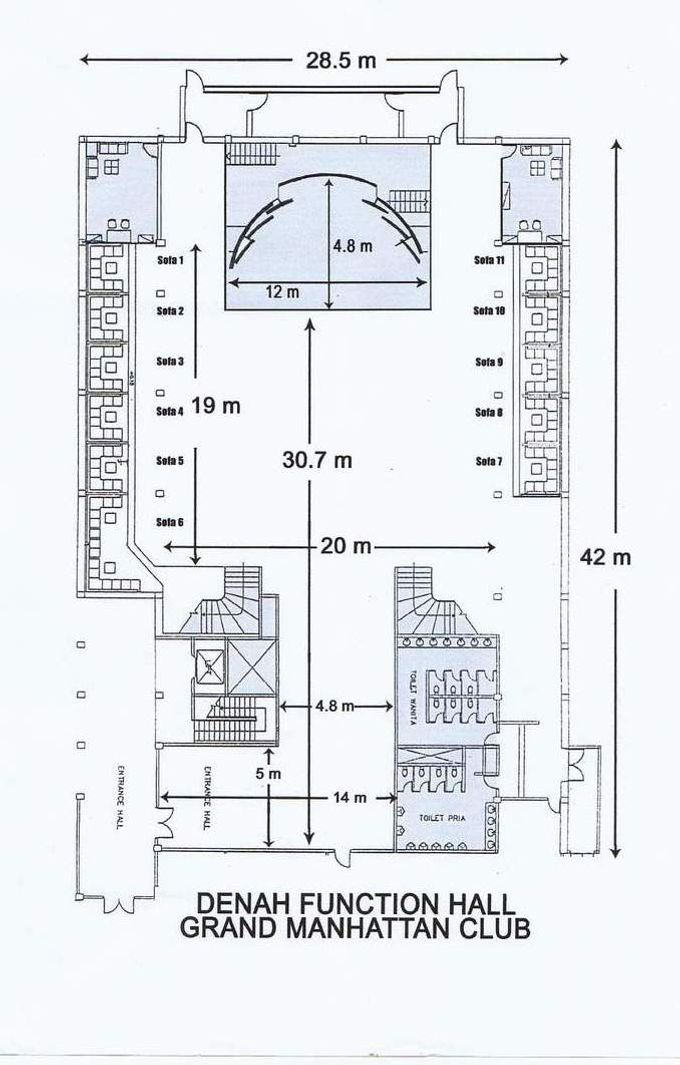 PROMO WEDDING PACKAGE by Grand Manhattan, Hotel Borobudur - 011