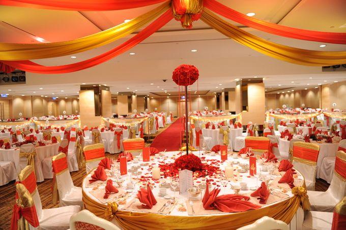 Wedding Setup by Concorde Hotel Kuala Lumpur - 008