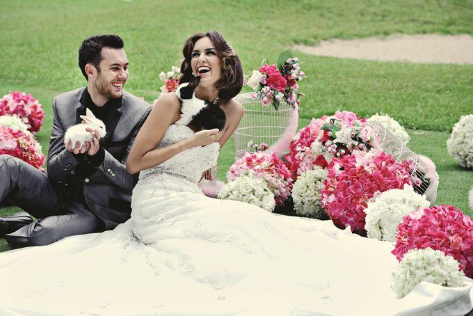 The Wedding Chapel by Ciputra Golf, Club, & Resto - 012