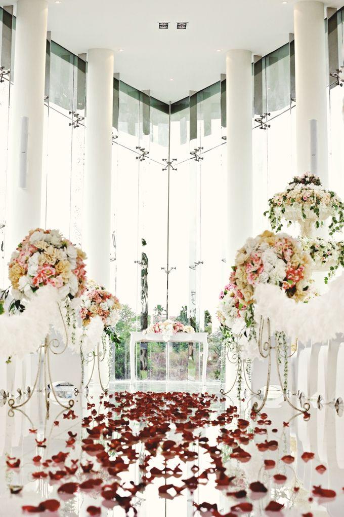 The Wedding Chapel by Ciputra Golf, Club, & Resto - 014