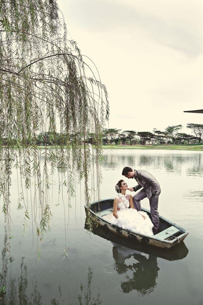 The Wedding Chapel by Ciputra Golf, Club, & Resto - 007
