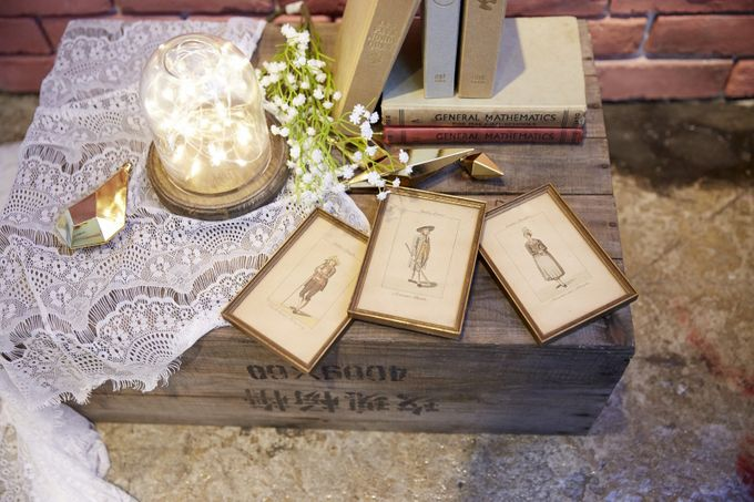 Vintage Luxe Rentals by MerryLove Weddings - 028