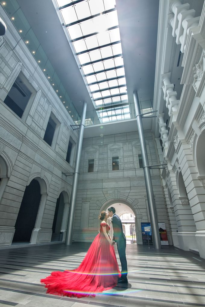 Pre-Wedding Singapore by Weili Yip Creations - 001