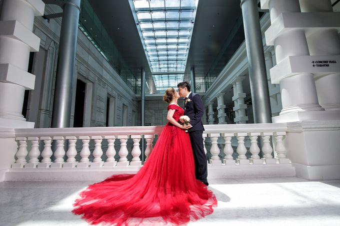 Pre-Wedding Singapore by Weili Yip Creations - 002