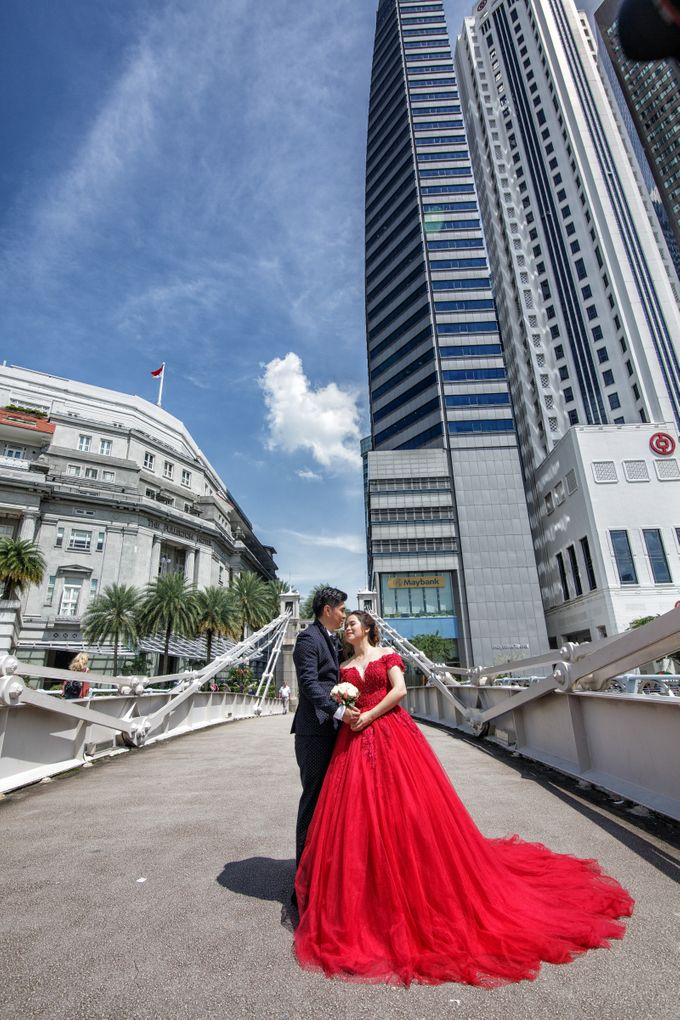 Pre-Wedding Singapore by Weili Yip Creations - 004