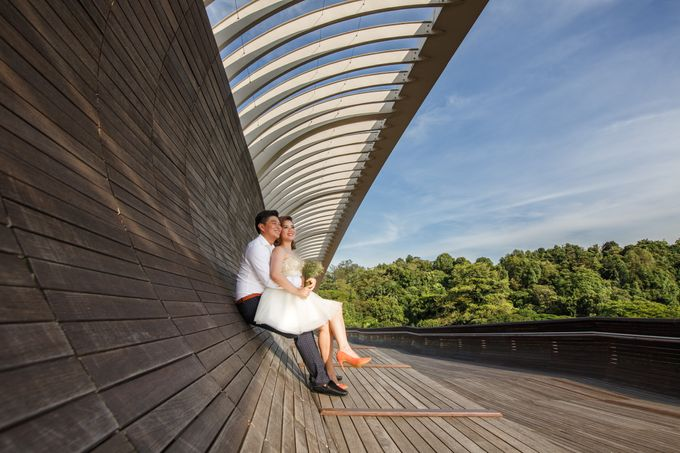 Pre-Wedding Singapore by Weili Yip Creations - 005