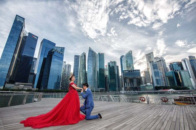 Pre-Wedding Singapore by Weili Yip Creations - 007