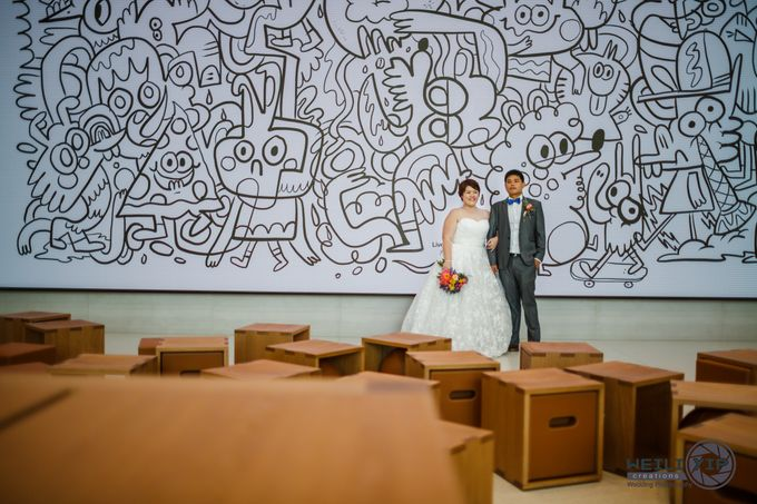Apple Store - Actual Day Wedding (Suat & Jerymn) by Weili Yip Creations - 008