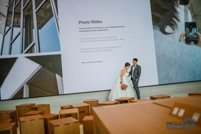 Apple Store - Actual Day Wedding (Suat & Jerymn) by Weili Yip Creations - 009
