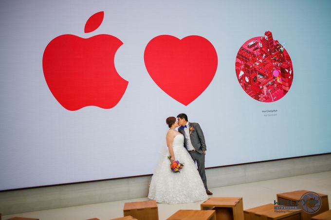 Apple Store - Actual Day Wedding (Suat & Jerymn) by Weili Yip Creations - 011