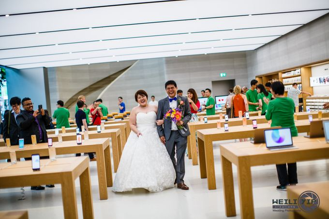 Apple Store - Actual Day Wedding (Suat & Jerymn) by Weili Yip Creations - 014