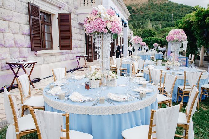 Fairytale Montenegro wedding by BMWedding - 030