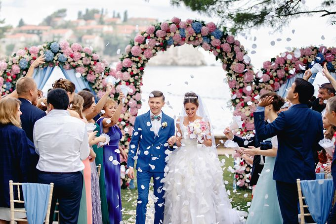 Fairytale Montenegro wedding by BMWedding - 035