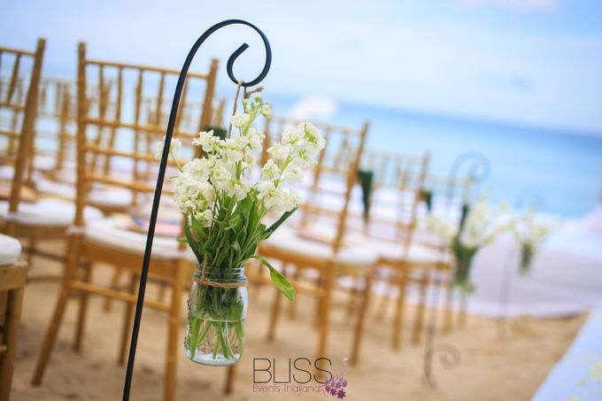 The magical moment of Carin & Luke at Vana Belle A Luxury Collection Resort  Koh Samui by BLISS Events & Weddings Thailand - 012