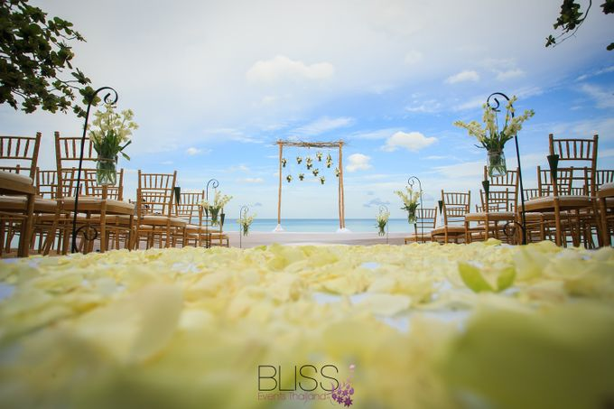 The magical moment of Carin & Luke at Vana Belle A Luxury Collection Resort  Koh Samui by BLISS Events & Weddings Thailand - 013