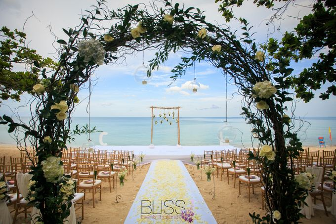The magical moment of Carin & Luke at Vana Belle A Luxury Collection Resort  Koh Samui by BLISS Events & Weddings Thailand - 014