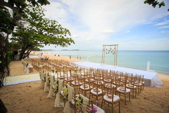 The magical moment of Carin & Luke at Vana Belle A Luxury Collection Resort  Koh Samui by BLISS Events & Weddings Thailand - 015